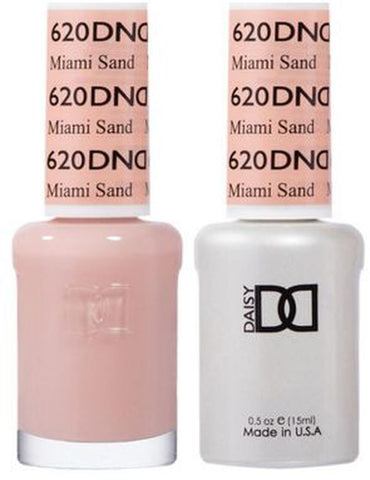 DND Gel Duo Miami Sand Polish D620