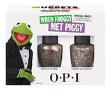 OPI Kermit Duo Pack Nail Polish DCM14