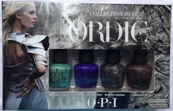 OPI Little Northies Mini Pack Nail Polish DCN09