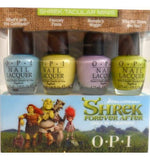 OPI Shrek Forever After Mini Pack DCS23 (Discontinued by OPI)