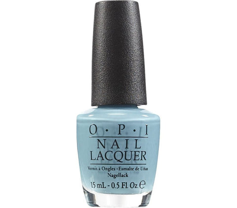 OPI Can't Find My Czechbook Nail Polish E75