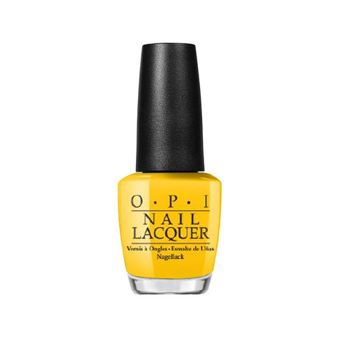 OPI Exotic Birds Do Not Tweet Nail Polish F91