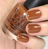 OPI A Piers to Be Tan Nail Polish F53