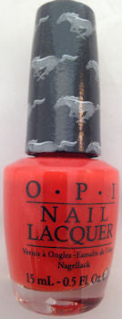 OPI Race Red Nail Polish F68