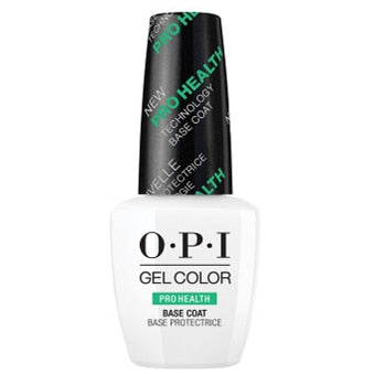 OPI GelColor ProHealth Base Coat Gel Nail Polish GC020