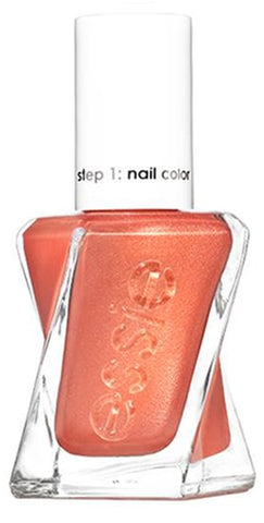 Essie Gel Couture Sunrush Metal Nail Polish GC408