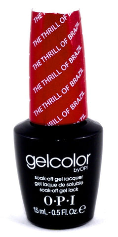 OPI The Thrill of Brazil Gel Nail Polish GCA16
