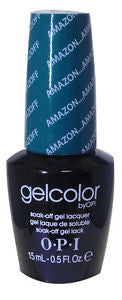 OPI AmazON..AmazOFF Gel Nail Polish GCA64