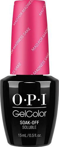 OPI Mad for Madness Sake Gel Nail Polish GCBA8