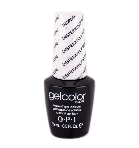 OPI Desperately Seeking Sequins Gel Nail Polish GCC07
