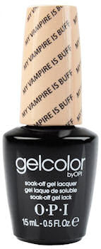 OPI My Vampire Is Buff Gel Nail Polish GCE82