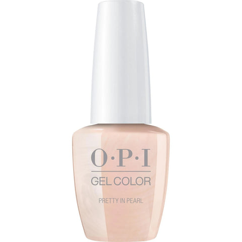 OPI Pretty in Pearl Gel Nail Polish GCE95