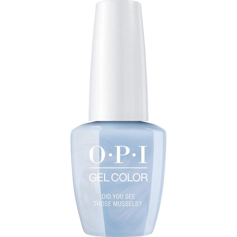 OPI Did You See Those Mussels? Gel Nail Polish GCE98