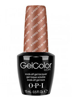 OPI A-Piers To Be Tan Gel Nail Polish GCF53