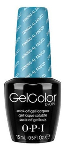 OPI Dining Al Frisco Gel Nail Polish GCF54