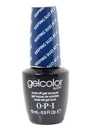 OPI Keeping Suzi At Bay Gel Nail Polish GCF57