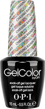 OPI Chasing Rainbows Gel Nail Polish GCG04