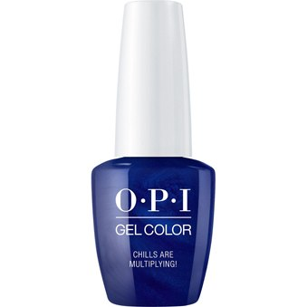 OPI Chills Are Multiplying! Gel Nail Polish GCG46