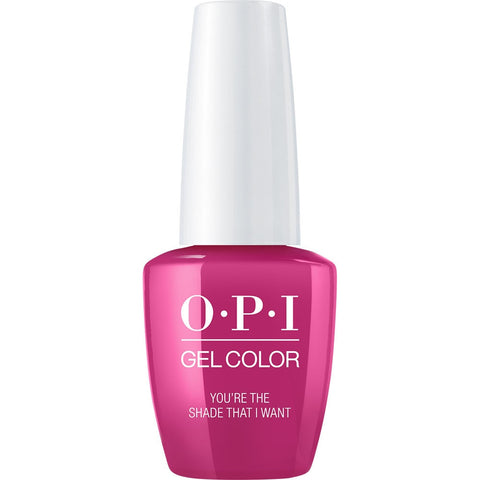 OPI You're the Shade That I Want Gel Nail Polish GCG50