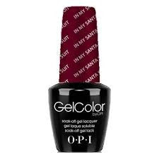 OPI In My Santa Suite Gel Nail Polish GCHLE45
