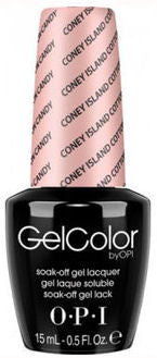 OPI Coney Island Cotton Candy Gel Nail Polish GCL12