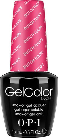 OPI Dutch Tulips Gel Nail Polish GCL60