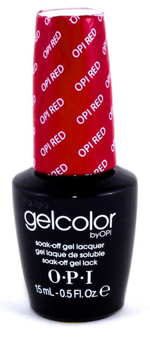 OPI Red Gel Nail Polish GCL72