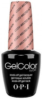 OPI Cozu-Melted in the Sun Gel Nail Polish GCM27