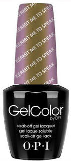 OPI Kermit Me To Speak Gel Nail Polish GCM79