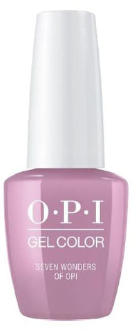 OPI Seven Wonders of OPI Gel Nail Polish GCP32