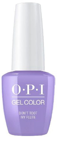 OPI Don't Toot My Flute Gel Nail Polish GCP34