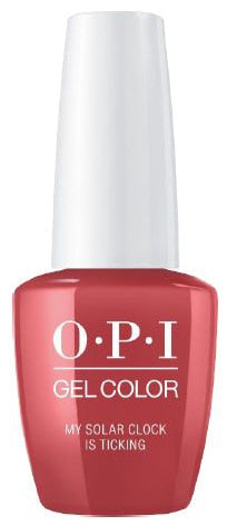 OPI My Solar Clock is Ticking Gel Nail Polish GCP38