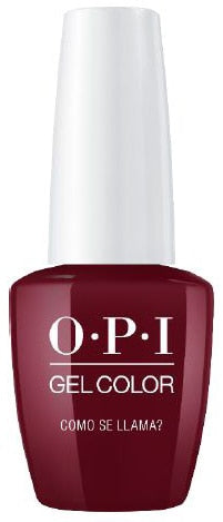 OPI I Love You Just Be-Cusco Gel Nail Polish GCP39