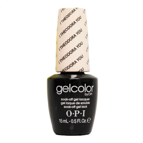 OPI I Theodora You Gel Nail Polish GCT61