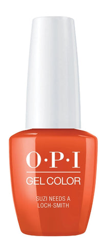OPI Suzi Needs A Loch Smith Gel Nail Polish GCU14