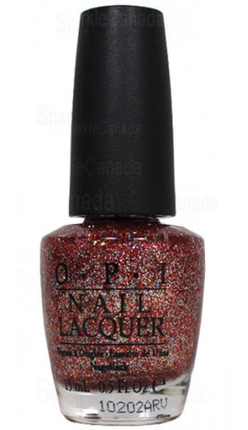 OPI Extra-Va-Vaganza Nail Polish HLB05(Discontinued by OPI)