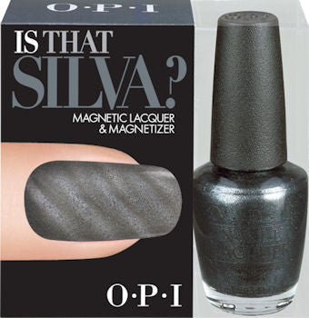OPI Is That Silva? Nail Polish HLD40