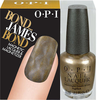 OPI Bond James Bond Nail Polish HLD41