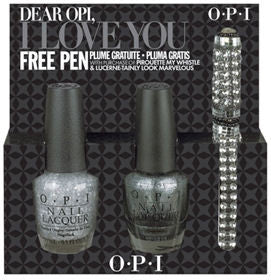 OPI Dear OPI I Love You Duo #1 Nail Polish HLD48