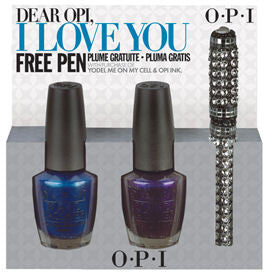 OPI Dear OPI I Love You Duo #2 Nail Polish HLD49
