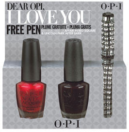 OPI Dear OPI I Love You Duo #3 Nail Polish HLD50