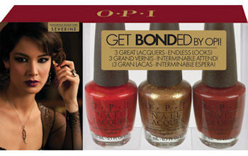 OPI Skyfall Get Bond-ed with OPI Nail Polish HLD65 (Discontinued by OPI)