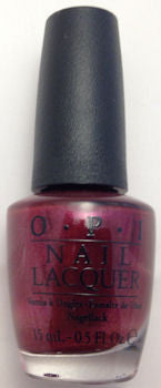 OPI Cute Little Vixen Nail Polish HLE07