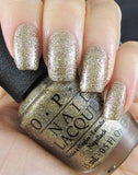 OPI All Sparkly and Gold Nail Polish HLE13