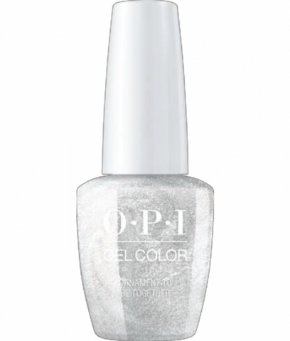 OPI I Met You Ornament to Be Together Gel Nail Polish HPJ02