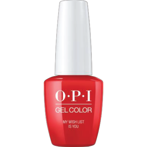OPI My Wish List is You Gel Nail Polish HPJ10