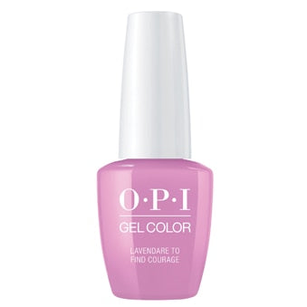 OPI Lavendare to Find Courage Gel Nail Polish HPK07