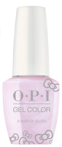 OPI A Hush of Blush Gel Nail Polish HPL02