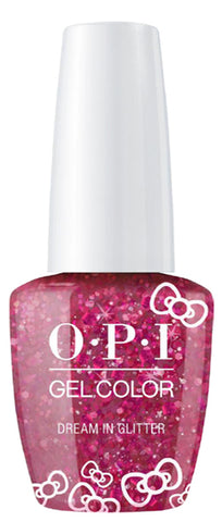 OPI Dream in Glitter Gel Nail Polish HPL14