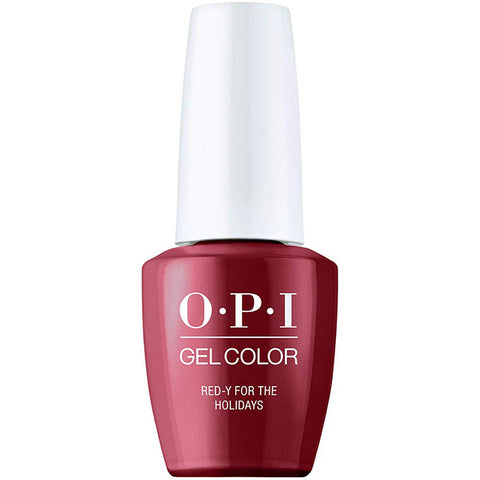 OPI Red-y For The Holidays Gel Nail Polish HPM08